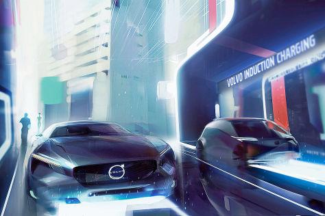 Volvos E-Auto für 2019 geplant