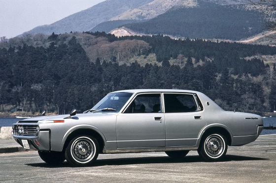 Kennen Sie den? - Toyota Crown