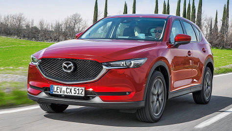 Mazda CX-5: Kaufberatung