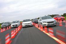 Neuer Opel Astra gegen alle