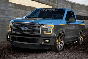 Ford F-150 (SEMA 2015): Vorstellung