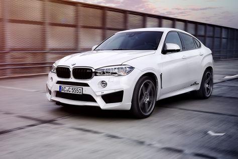 BMW X6 M AC Schnitzer: Vorstellung