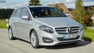 Mercedes B-Klasse: Test
