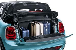 Mini Cabrio Stoffverdeck Im F57 Vollautomatisch Mit Versenktem