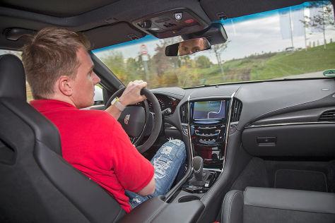 Cadillac ATS-V Limousine (2015): Fahrbericht