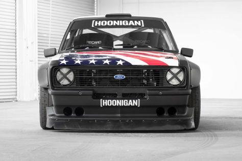 Ford Escort MK2 RS Ken Block: Vorstellung