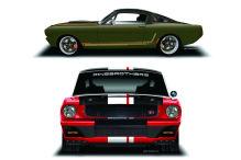 Mustang-Duo für die SEMA