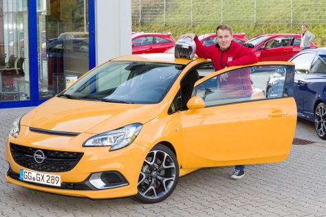 Opel Corsa OPC (2015) im Test: Fahrbericht Nordschleife