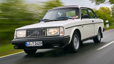 Zeitreise: Klassiker von Volvo und Saab