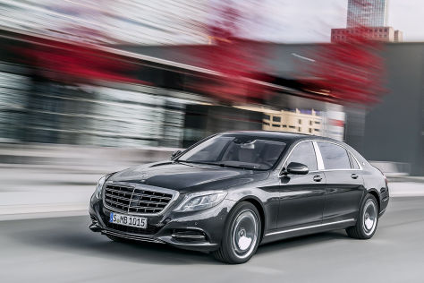 Daimler: Aufholjagd in China