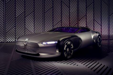 Renault Coupé Corbusier Concept: Vorstellung