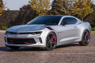 Chevrolet Red Line Concepts (SEMA 2015): Vorstellung