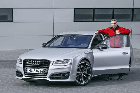 Audi S8 plus (2015): Fahrbericht