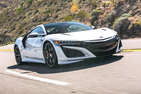 Honda NSX (2015) im Test: Fahrbericht