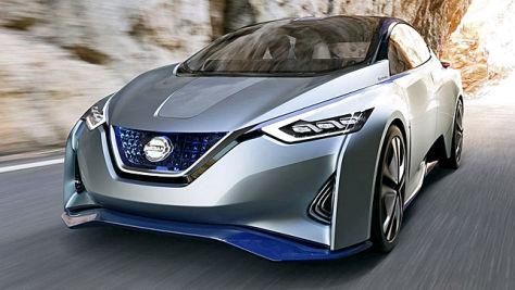 Nissan IDS Concept: Tokyo Motor Show 2015