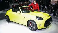 Toyota S-FR: Tokyo Motor Show 2015