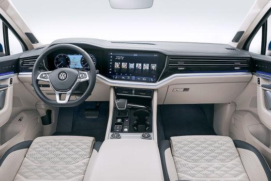Audi Q7 >> VW Touareg III (2018): Preis, Diesel, Test, Innenraum, Hybrid - autobild.de