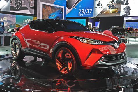 LA Auto Show 2015: Vorschau