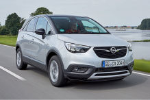 Opel Meriva C (2017): Vorschau