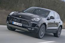 Porsche ruft weltweit Macan zur�ck