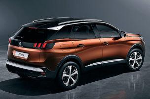 Peugeot 3008 feat. Opel