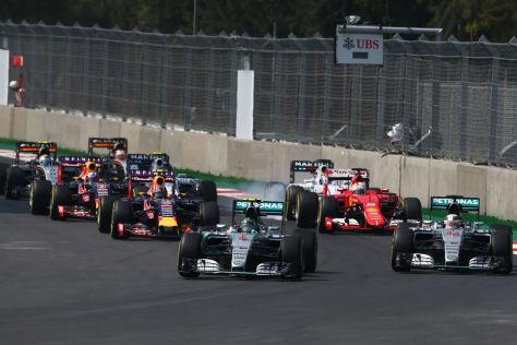 Mexiko GP 2015