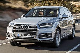 Audi Q7 e-tron (2015): Fahrbericht