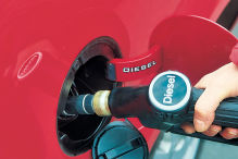 Dieselpreise auf Jahrestiefststand