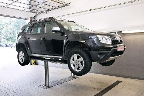Dacia-Werkstatt