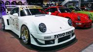 Tuning-Messe SEMA 2015: Porsche