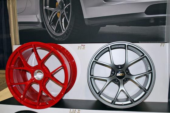 Porsche-Trends auf der SEMA
