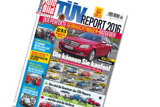 TÜV-Report 2016