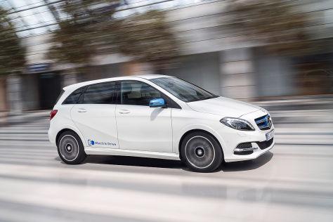 Übersicht: Die besten Autos mit E-Motor