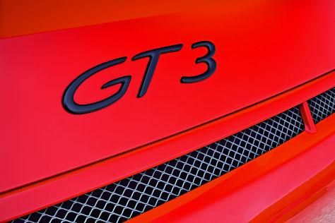 Porsche 911 GT3: neue Generation
