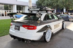 Audi S4 im DTM-Look