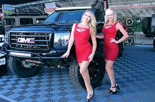 Die Show-Girls von Las Vegas