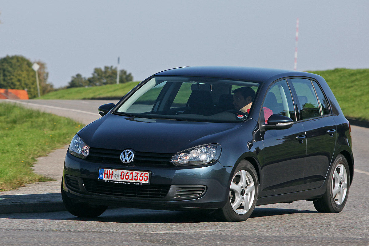 problem diesel gebrauchtwagen test vw golf vi 2 0 tdi bilder. Black Bedroom Furniture Sets. Home Design Ideas