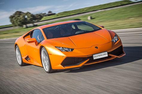 Lamborghini Huracán (LA 2015): Vorstellung