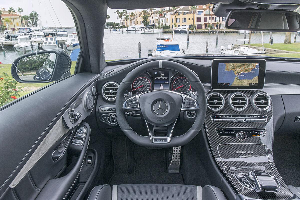 Mercedes Amg C 63 S Coup 233 Fahrbericht Bilder Autobild De