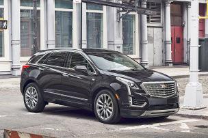 Cadillac XT5 (Los Angeles 2015): Vorstellung