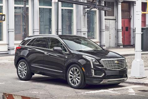 Cadillac XT5 (LA 2015): Vorstellung