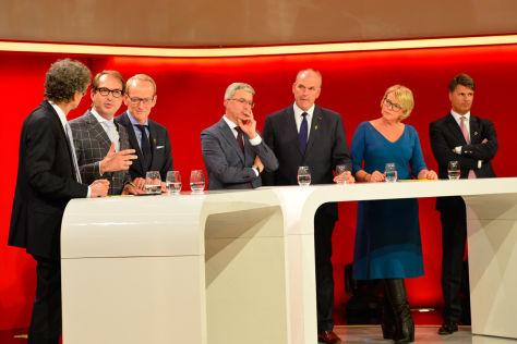 Goldenes Lenkrad 2015: Podiumsdiskussion zum Abgasskandal