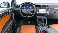 VW Tiguan im Test: erster Check