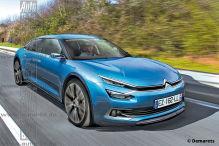 Mit dem C5 will Citroën in die Oberklasse