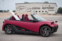 Erstes Serienauto aus dem 3D-Drucker?