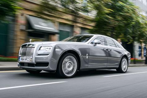 Rolls Royce: Einzel-Rückruf