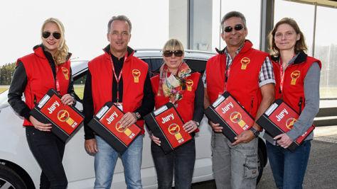 Goldenes Lenkrad 2015: Die Test-Jury