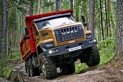 GAZ Automobilwerke in Russland: Reportage