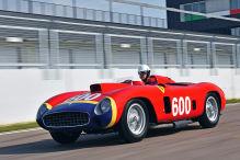 Fangio-Ferrari unterm Hammer