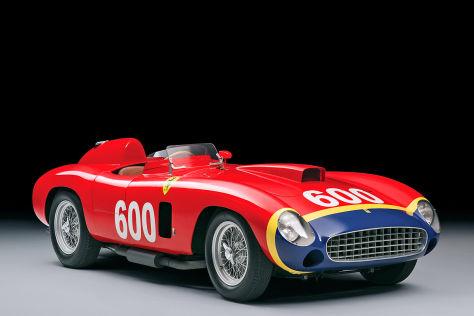 Ferrari 290 MM Scaglietti